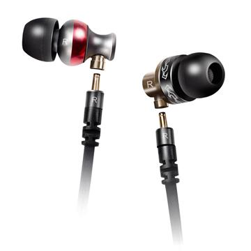 T.C.STAR TCE6110雙機體入耳式耳麥-黑(TCE6110BK)價格