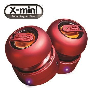 X-mini MAX立體環繞隨身攜帶型喇叭-紅(XAM15-R)