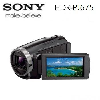 SONY PJ675記憶卡式高畫質投影攝影機(HDR-PJ675)