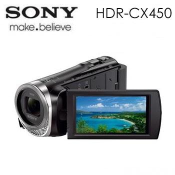 SONY CX450記憶卡式高畫質攝影機(HDR-CX450)