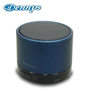 Dennys SD/MP3藍牙迷你行動喇叭(BL-02)