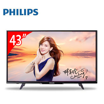 【福利品】PHILIPS 43型LED顯示器
