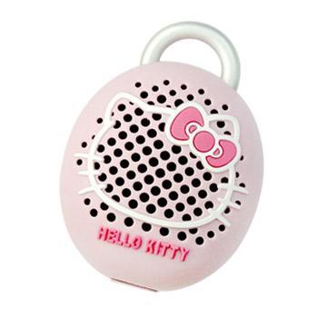 HELLO KITTY BEAN 藍牙無線喇叭-粉紅(HELLO KITTY BEAN)