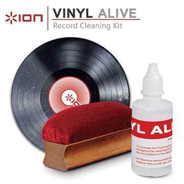 Ion Audio 黑膠清潔組(Vinyl Alive)