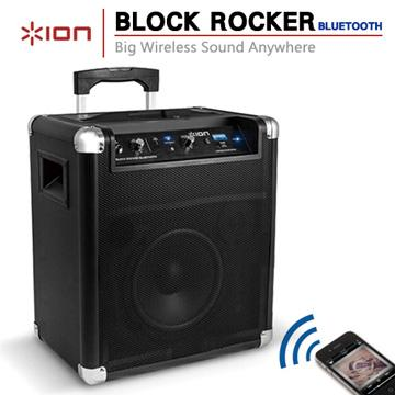 Ion Audio 拉桿式行動藍牙音箱(Block Rocker Bluet)