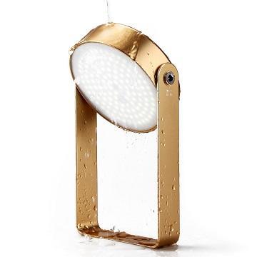 TOPFIRE T-Light mini防水多用途燈-金