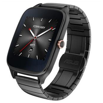 ASUS ZenWatch2智慧錶-金屬紳仕黑(WI501Q-2MGRY0011)