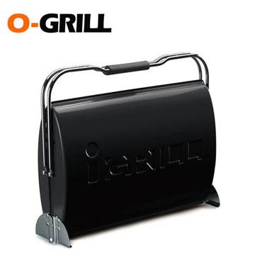 i-Grill 10 美式時尚可攜式煤炭炭烤爐(i-Grill 10(個性黑))