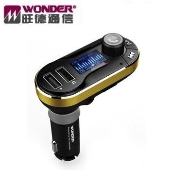 WONDER 車用藍牙音響轉換器(WA-V02TB)