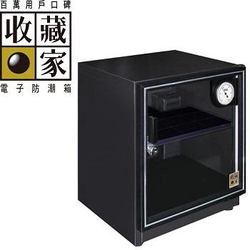 收藏家 2層式全自動電子防潮箱 30公升