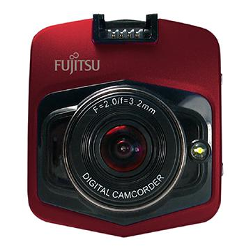 Tryuiu Fujitsu FD7行車記錄器(Fujitsu FD7-紅)