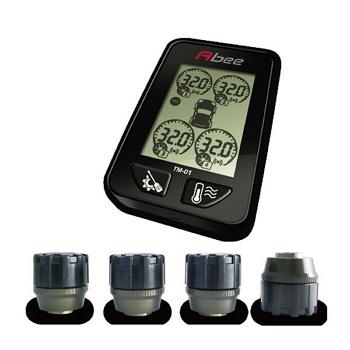 快譯通 Abee TM-01 胎外型胎壓監測系統(TM-01X-胎外)