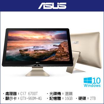 ASUS Zen AiO Pro 4K Ci7 6700T (Multi Touch)(Z240ICGT-670GJ002X)