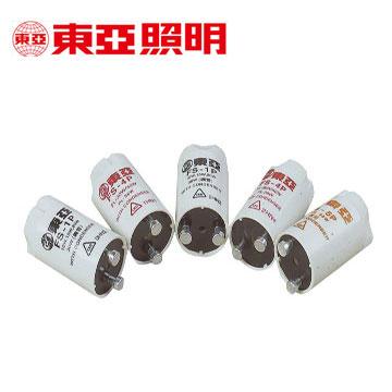 東亞4P傳統式啟動器-10入(FS4P)