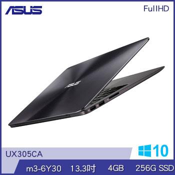 ASUS UX305CA M3-6Y30 256G SSD 極致輕薄筆電