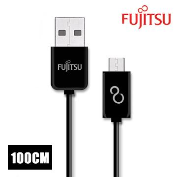 富士通MICRO USB充電線-100CM(UM-110-2)