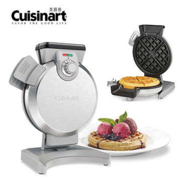 Cuisinart美膳雅直立式鬆餅機(WAF-V100)