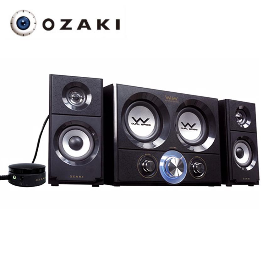 OZAKI WU460 2.2雙出力超重低音喇叭(WU460)