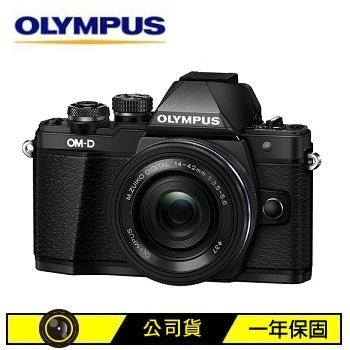 OLYMPUS E-M10 Mark II微單眼相機KIT-黑(14-42mm EZ (公司貨))
