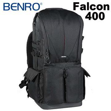 BENRO 百諾 FALCON 400 獵鷹系列 雙肩攝影背包 (勝興公司貨)(獵鷹系列 FALCON 400)