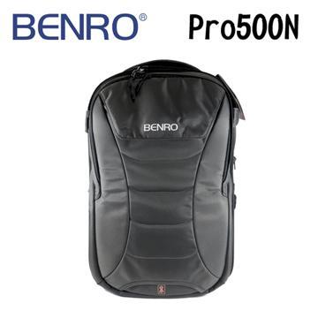 BENRO 百諾 RANGER PRO 500N 遊俠系列 雙肩攝影後背包 (勝興公司貨) 深灰色(PRO 500N)