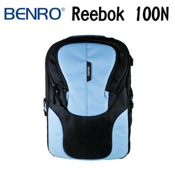BENRO 百諾 REEBOK 100N 銳步系列 雙肩攝影後背包 (勝興公司貨) 藍色(REEBOK 100N)