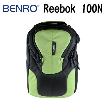 BENRO 百諾 REEBOK 100N 銳步系列 雙肩攝影後背包 (勝興公司貨) 綠色(REEBOK 100N)