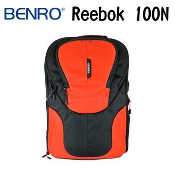 BENRO 百諾 REEBOK 100N 銳步系列 雙肩攝影後背包 (勝興公司貨) 橘色(REEBOK 100N)