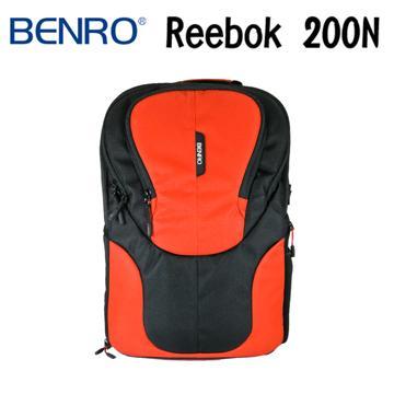 BENRO 百諾 REEBOK 銳步 200N 雙肩背包-橘(REEBOK 200N)