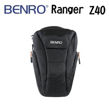 BENRO 百諾 RANGER Z40 遊俠系列 槍型背包 (勝興公司貨) 黑色(Ranger Z40)