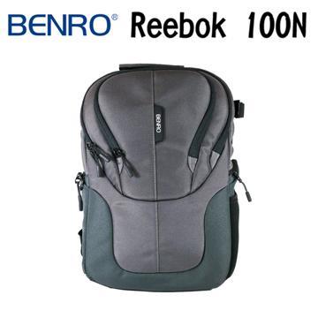 BENRO 百諾 REEBOK 100N 銳步系列 雙肩攝影後背包 (勝興公司貨) 灰色(REEBOK 100N)