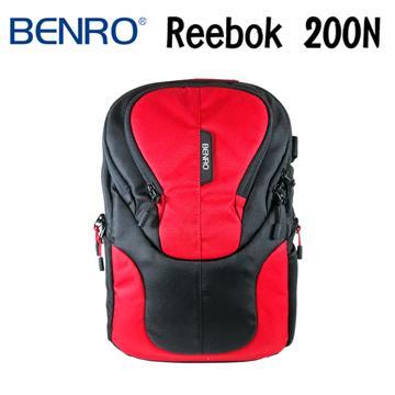 BENRO 百諾 REEBOK 200N 銳步系列 雙肩攝影後背包 (勝興公司貨) 紅色(REEBOK 200N)