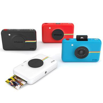 Polaroid SNAP 數位拍立得-白(SNAP (白))