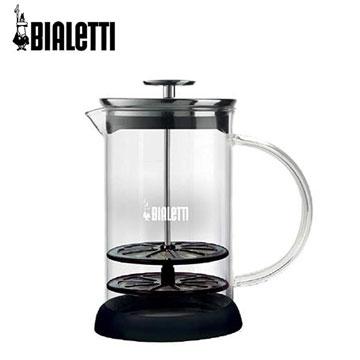 Bialetti 1L玻璃雙層奶泡器(990004410)