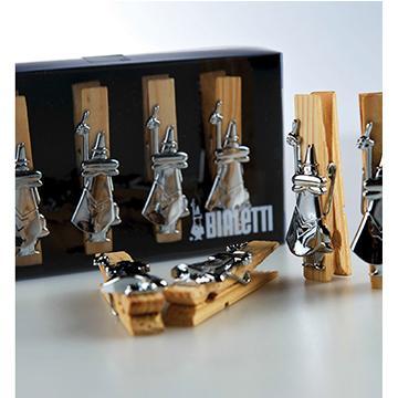 Bialetti 萬用木夾(4入)(99099500015)