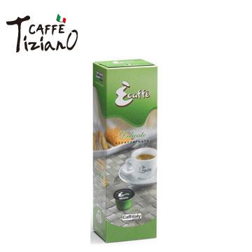 Caffe Tiziano 咖啡膠囊(10入)(Delicato 170601)