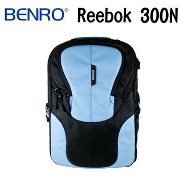 BENRO 百諾 REEBOK 300N 銳步系列 雙肩攝影後背包 (勝興公司貨) 藍色(REEBOK 300N-藍)