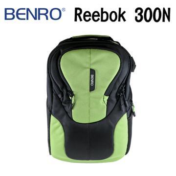 BENRO 百諾 REEBOK 300N 銳步系列 雙肩攝影後背包 (勝興公司貨) 綠色(REEBOK 300N-綠)
