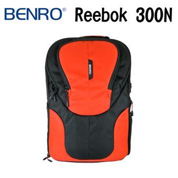 BENRO 百諾 REEBOK 300N 銳步系列 雙肩攝影後背包 (勝興公司貨) 橘色(REEBOK 300N-橘)