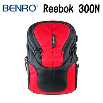 BENRO 百諾 REEBOK 300N 銳步系列 雙肩攝影後背包 (勝興公司貨) 紅色(REEBOK 300N-紅)