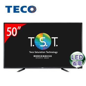 東元50型LED液晶顯示器(TL5042TRE(視163642))