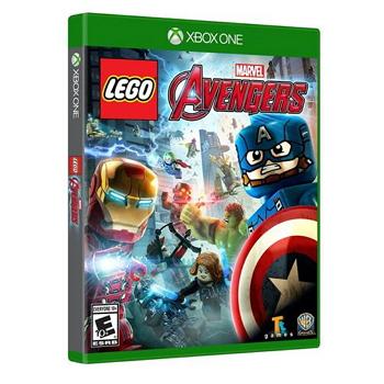 XBOX ONE 樂高:復仇者聯盟 亞英版(XONE LEGO AVG)