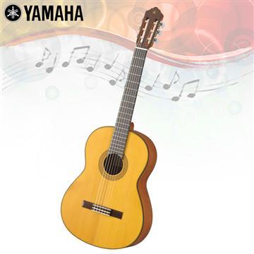 YAMAHA 平光單板雲杉古典吉他(CG122MS)