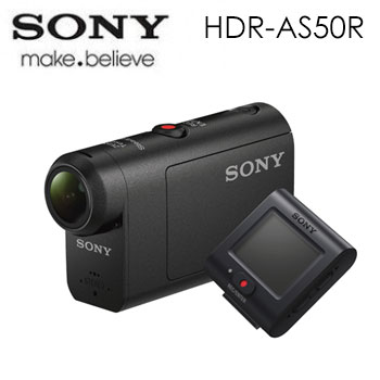 SONY HDR-AS50R 運動型攝影機(HDR-AS50R)