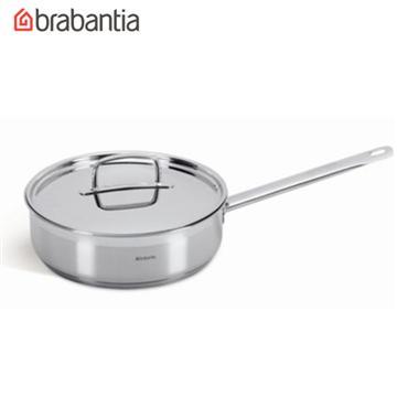 荷蘭BRABANTIA Favourite系列24公分單把平底鍋/湯鍋