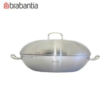 荷蘭BRABANTIA 5層不銹鋼30公分炒鍋(Favourite系列)