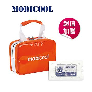 MOBICOOL 保溫保冷輕攜袋(ICECUBE M 橘色)