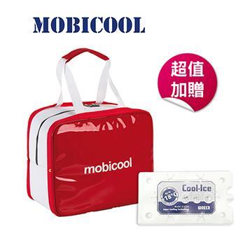 MOBICOOL 保溫保冷輕攜袋(ICECUBE M 紅色)