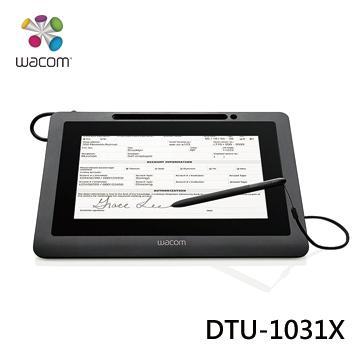 Wacom DTU-1031 X液晶簽名顯示器(DTU-1031 X)