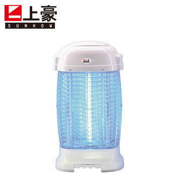 上豪15W電子捕蚊燈(SH-1589)